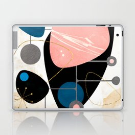 Mid Century Pebbles Laptop & iPad Skin