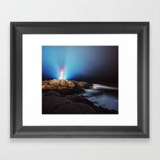 Luminous Light Framed Art Print
