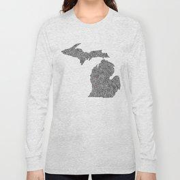 Grand Rapids Long Sleeve T-shirt