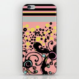Scribbler iPhone Skin