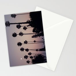 Hollywood Forever Cemetery Sunset  Stationery Cards