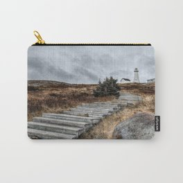 Most Easterly Lighthouse Carry-All Pouch