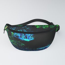 Enchanted Forest Path Fanny Pack