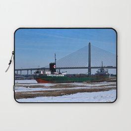 The Veterans and the Colonel I Laptop Sleeve