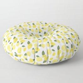 LEMONADE Floor Pillow