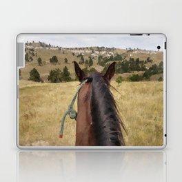 Midnight Run's View Laptop & iPad Skin