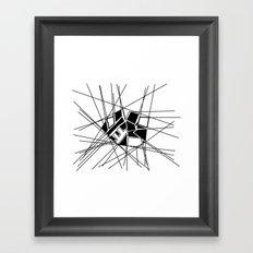 Ikasi Framed Art Print