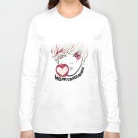 kpop Long Sleeve T-shirts featuring Heartbreaker [G-Dragon] by Ruwah