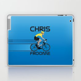 Chris Froome Yellow Jersey Laptop & iPad Skin