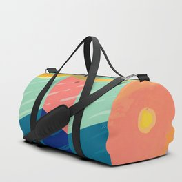 Don't Stop My Summer Duffle Bag