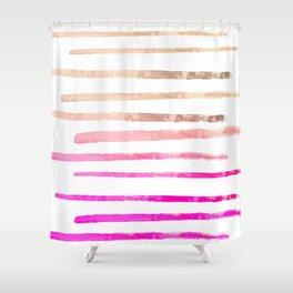 SURI PINKISH Shower Curtain