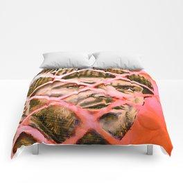 McMurphy - red alert Comforters