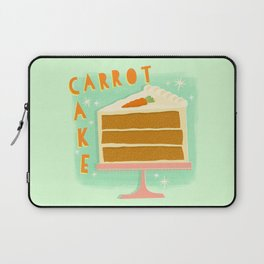 All American Classic Carrot Cake Laptop Sleeve