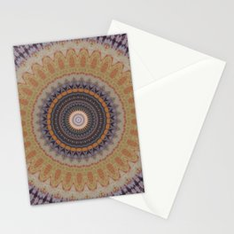 Some Other Mandala 606 Stationery Cards