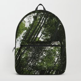 Bamboo Canopy Backpack