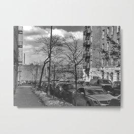 West 176th Street Metal Print