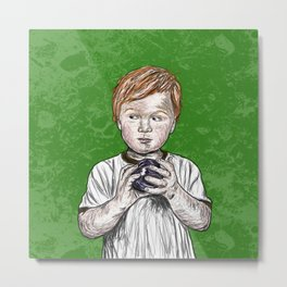 Finders, Keepers Metal Print