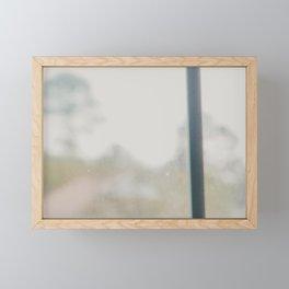 fresh bread Framed Mini Art Print