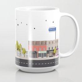 Queen West - Toronto Neighbourhood Coffee Mug