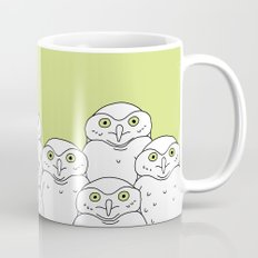 Group of Owls Mug
