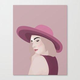 The Beauty Canvas Print