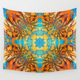 Mandala #4 Wall Tapestry