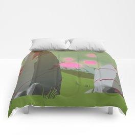 Day 0424 /// Toofar, travel Comforters