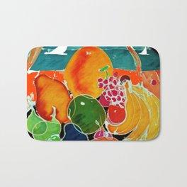 Fruit Bounty Australia           by Kay Lipton Bath Mat