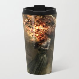 Can not prevent it, but there is no need to prevent it Metal Travel Mug