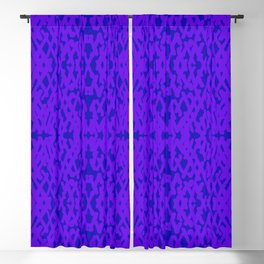 forcing colors 2 Blackout Curtain