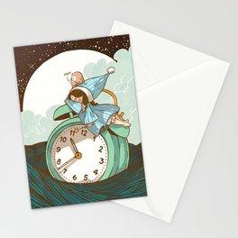 Sleep Fairy Stationery Cards