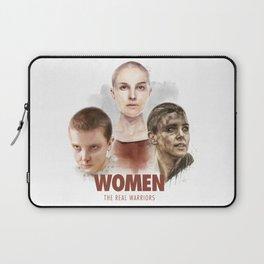 WOMEN // The Real Warriors Laptop Sleeve