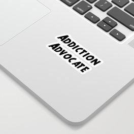 Addiction Advocate Sticker