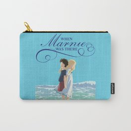 When Marnie Was There Carry-All Pouch