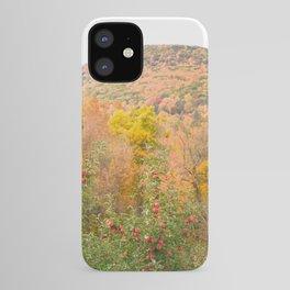 Autumn Upstate iPhone Case