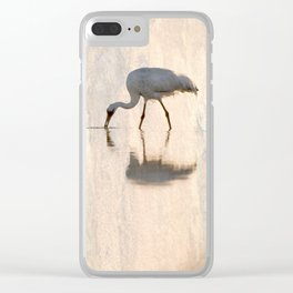 Endangered Clear iPhone Case