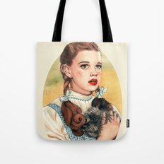 I Don't Think We're In Kansas Anymore Tote Bag