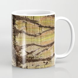 Tree trunk Coffee Mug