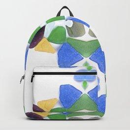 Sea Glass 11 Backpack