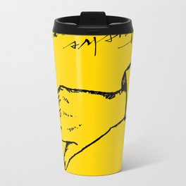 twelve angry men Metal Travel Mug