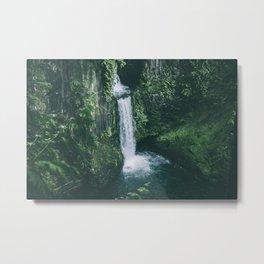Toketee Falls II Metal Print