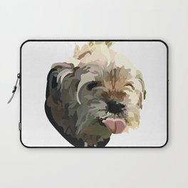 Bruno the Border Terrier Laptop Sleeve