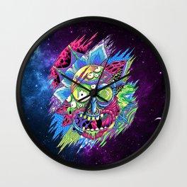 Every Rick Multiverse Wall Clock