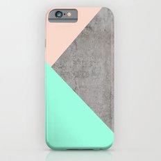 Concrete Collage iPhone 6 Slim Case