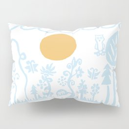 Take A Look It's In A Book Pillow Sham