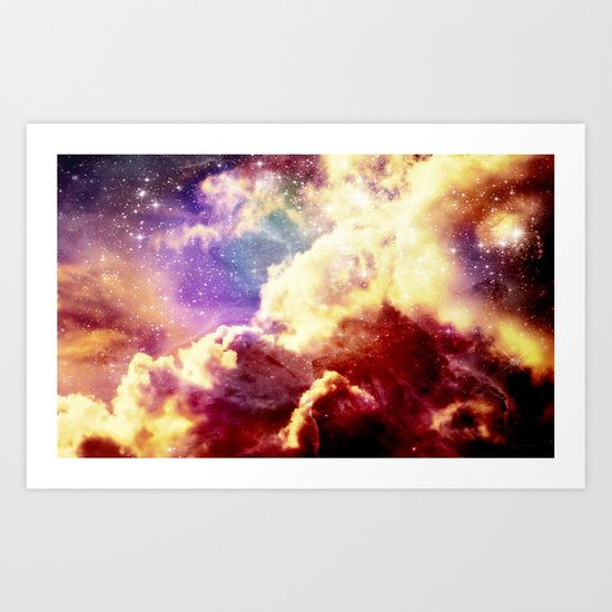 From Stardust to Stardust Art Print