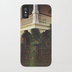 Southern Charm iPhone X Slim Case