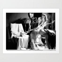 insomnia 03 Art Print