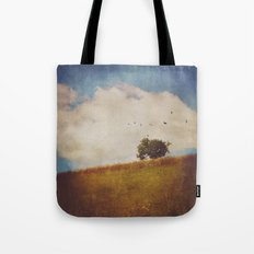 A Beautiful Afternoon Tote Bag