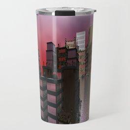 city -w1- Travel Mug